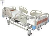 Ce/ISO medizinisches fünf Funktions-elektrisches Krankenhauspatient-Bett (MT05083304)