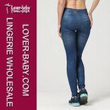 Ghette di sguardo dei jeans di modo 2016 ghette senza giunte L97038 delle donne