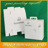 Цветной печати бумага упаковки в коробки для наушников (BLF-PBO400)