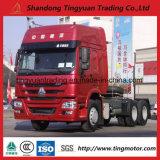 HOWO 6X4 원동기 또는 트랙터 트럭