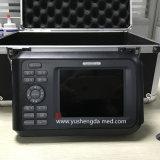 Scanner vétérinaire diagnostique d'ultrason d'équipement médical populaire portatif