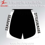 Healong Customized Dye Sublimation Printing Short de plage