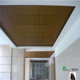 Панель стены потолка доски WPC хорошего обслуживания крытая деревянная пластичная составная