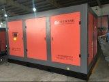 Industrial de ahorro de energía del motor eléctrico refrigerado por aire/enfriamiento Tipo de tornillo doble compresor de aire