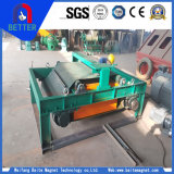 Separador magnético aprovado das correias transportadoras de sucata de metal Rcyq-8 do ISO para o minério de ferro