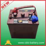 Il rendimento elevato T105 6V 225ah asciuga la batteria profonda caricata del AGM del ciclo