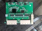 16 2つのSFPのファイバーポートが付いているポートの逆PoeスイッチのメインボードPCB