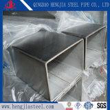 Tube carré en acier inoxydable pour Handrial/Tuyaux en acier inoxydable/Tuyau en acier