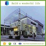 Construction en acier légère de structure de construction d'escaliers préfabriqués à plusiers étages