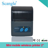 Calidad móvil portable de Hight de la impresora de Bluetooth del precio de fábrica