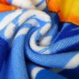 OEM 100% de Reactieve Afgedrukte Handdoek van het Strand Microfiber