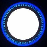 세륨 증명서를 가진 두 배 색깔 LED 위원회 점화
