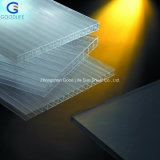 12mm/14mm/16mm/18mm/20mm/2.3*2.5m/1.5*2.3m Waterproof Eco-Friendly Anti-Static X-Structure Transparent PC Sheet Price
