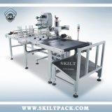 Ficha de Bloqueo automático de plástico adhesivo bolsa de plástico de la máquina de etiquetado Pounch