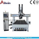 6090, 1325, 1530 CNC Router constructeur de la machine avec 4 axes