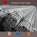 Matériau de construction Barre en acier déformée (BS 460B B500B)