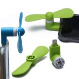 Вентилятор портативного Android охладителя USB сурдинки телефона супер микро- миниый