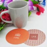 OEM Wholsale Absorbant Paper Coaster Cup Mat para Catuaba Drink