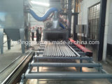 Q68 cilindro série através do tipo máquina de granalhagem