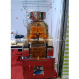 Orange frais commerciaux jus de grenade la machine