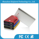 2016 Ce/FCC/RoHS Approved Best Quality 9000mAh Power Bank met LED