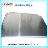 熱い販売の製造所の終わりの中国の製造業者からの1つの側面に塗るPVCが付いているアルミニウムシート・メタル3003