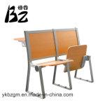움직일 수 없는 학교 책상 및 의자 (BZ-0093)
