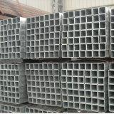 Tube carré de pipe en acier d'ASTM A53 OD 100X100mm avec les meilleurs prix