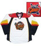 Custom Ohl Эри Выдрами ограниченной по хоккею хоккей футболках NIKEID