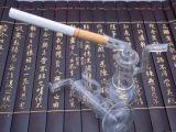 Freies Glas zerrissener Tabak für Wasser-Rohr-Fabrik-Preis