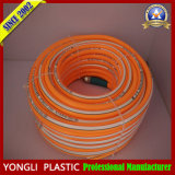 Grossiste la meilleure qualité de la Chine usine transparente en PVC renforcé de fibre de tuyau flexible tressé
