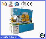 Hydraulische Eisen-Arbeitskraft-lochende Maschine