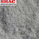 Granulation blanche d'oxyde d'aluminium pour l'abrasif métallisé