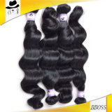 Человеческие волосы ранга 100% венчика верхние Unprocessed перуанские
