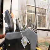 Escavatore mobile del macchinario di costruzione della macchina della mini terra dell'escavatore Yh16 del cingolo da vendere dalla Cina