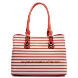 Hot vendre gros volume Mesdames Stripe combinaison Desginer Fashion Sac (ZX20358)