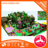 Laberinto suave de interior del patio del juguete del juego del parque de atracciones para los niños