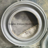Pequeña fabricación de acero del molde del saco hinchable del neumático de la motocicleta