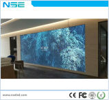 Affichage vidéo de publicité polychrome de P6 millimètre DEL