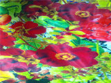 Poliester Printing Fabric para Dress (XSFP-001)