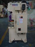 Máquina da imprensa da folha de metal do frame de uma abertura de 16 toneladas