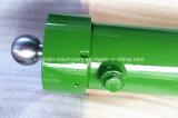 Cilindro idraulico del deposito del rimorchio del cilindro del Underbody del deposito del Underbody laterale della gru