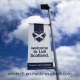 Уличный свет Поляк металла рекламируя кронштейн флага (BS13)