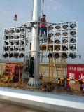 освещение рангоута Autolift СИД 30m высокое для квадрата авиапорта