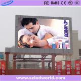 Tarjeta del panel a todo color publicitaria al aire libre/de interior de la pantalla de visualización de LED (módulo P4&P5&P6&P8&P10)