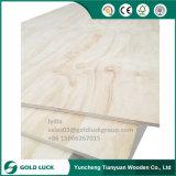 4X8 Pine Sapele Birch Grau de móveis de madeira compensada comercial