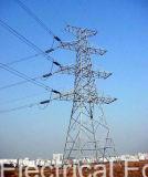 línea de transmisión de la energía eléctrica 10kv-500kv torre de acero del ángulo del precio de fábrica