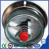 40mm 충격 증거 고품질을%s 가진 전기 접촉 압력 계기