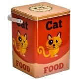 Rundes Food Tin Box mit Pass FDA Certificate