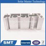 Perfil de aluminio 6063 T5 serie 6000 de Carril de perfil de aluminio extruido, Perfil de la rampa de aluminio